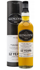 """Виски """"Glengoyne"""" 12 Years Old, gift box, 0.7 л"""