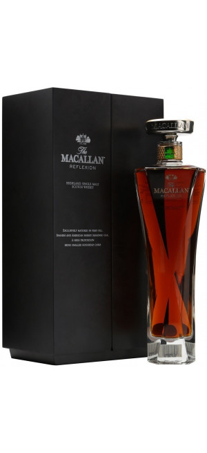"Виски Macallan, ""Reflection"", gift box, 0.7 л"