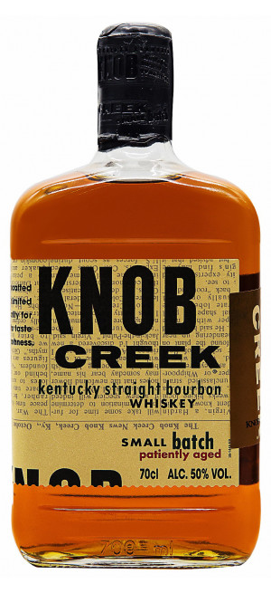 "Виски ""Knob Creek"" Kentucky Straight Bourbon Whiskey, 0.7 л"
