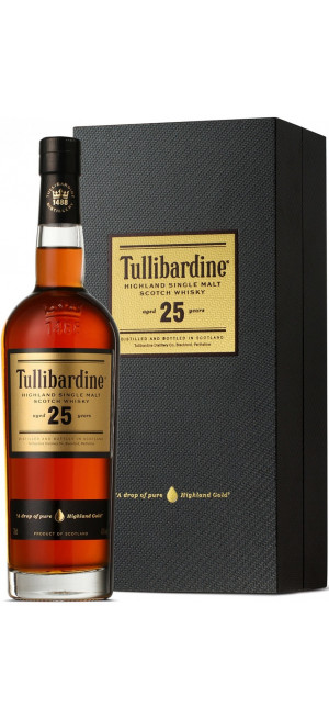 "Виски ""Tullibardine"" 25 Years Old, gift box, 0.7 л"