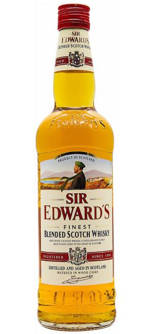 Виски Sir Edwards, 0.7 л