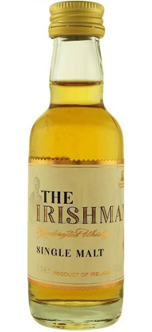 """Виски """"The Irishman"""" Single Malt, 50 мл"""