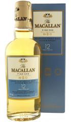 "Виски Macallan, ""Triple Cask Matured"" 12 Years Old, gift box ""Limited Edition"", 0.05 л"
