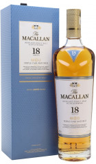 "Виски Macallan, ""Triple Cask Matured"" 18 Years Old, gift box, 0.7 л"