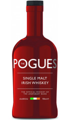 "Виски ""The Pogues"" Single Malt Irish Whiskey, 0.7 л"