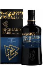 "Виски Highland Park, ""Valknut"", gift box, 0.7 л"