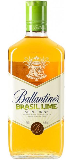 """Виски """"Ballantine's"""" Brasil Lime, 0.7 л"""