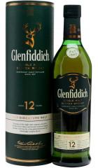"Виски ""Glenfiddich"" 12 Years Old, in tube, 0.75 л"