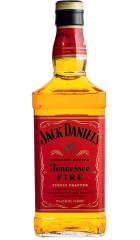"""Виски Jack Daniels, """"Tennessee Fire"""", 0.7 л"""