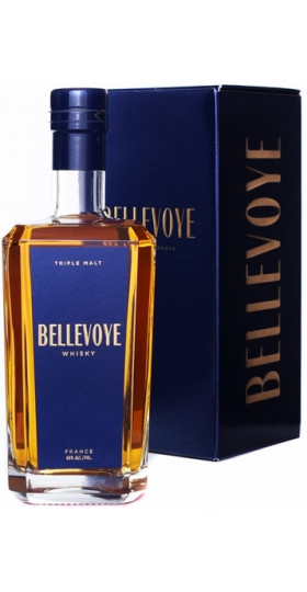 Виски Bellevoye, Tripple Malt, gift box, 0.7 л