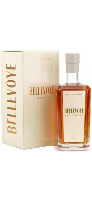 "Виски ""Bellevoye"" Finition Sauternes, gift box, 0.7 л"