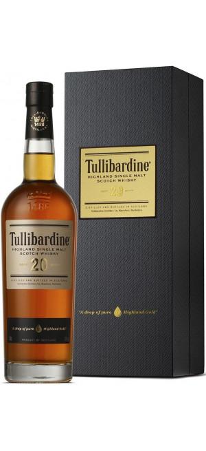 """Виски """"Tullibardine"""" 20 Years Old, gift box, 0.7 л"""