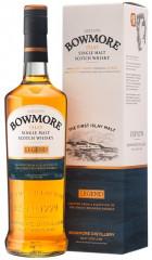 "Виски Bowmore ""Legend"" Islay Single Malt, gift box, 0.7 л"