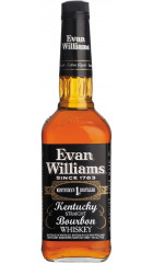 "Виски ""Evan Williams"" Extra Aged Black, 0.75 л"