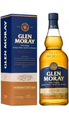 "Виски ""Glen Moray"" Elgin Classic Chardonnay Cask Finish, gift box, 0.7 л"