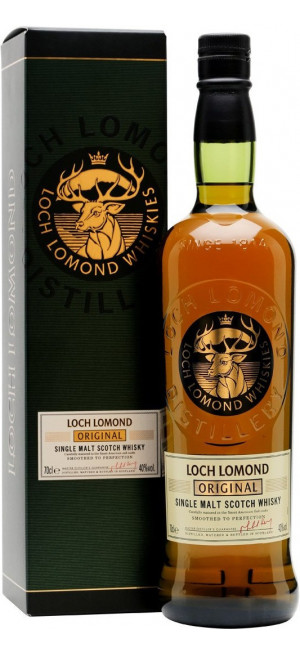 "Виски ""Loch Lomond"" Single Malt, gift box, 0.7 л"