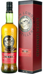 "Виски ""Loch Lomond"" 12 Years Old, gift box, 0.7 л"