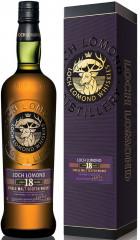 "Виски ""Loch Lomond"" 18 Years Old, gift box, 0.7 л"