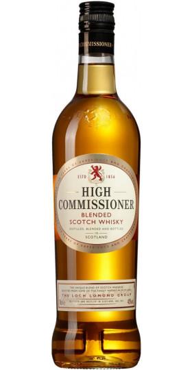 """Виски """"High Commissioner"""", 0.7 л"""