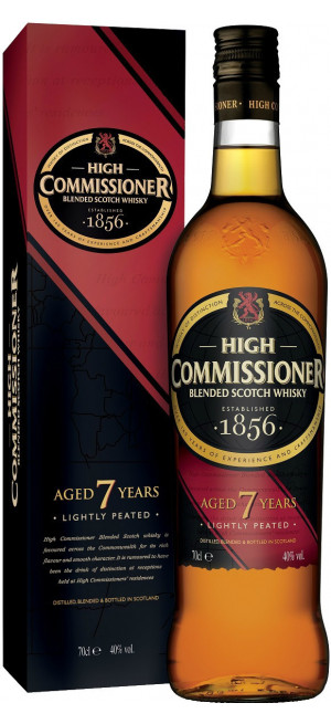 "Виски ""High Commissioner"" 7 Years Old, gift box, 0.7 л"
