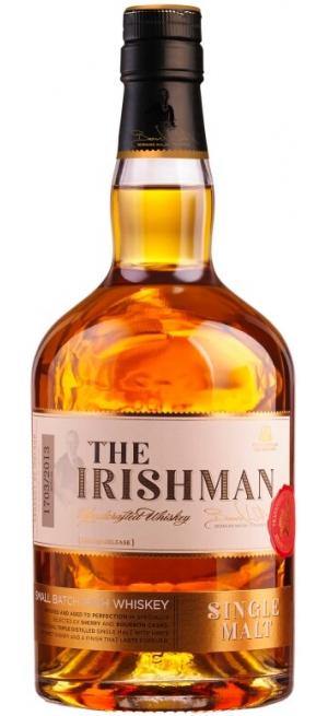 """Виски """"The Irishman"""" Single Malt, 1 л"""