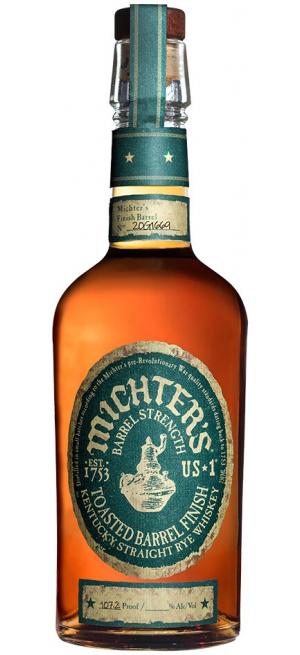 """Виски """"Michter's"""" US*1 Toasted Barrel Rye, 0.7 л"""