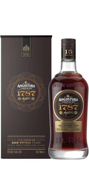 """Ром """"Angostura 1787"""", gift box, 0.7 л"""