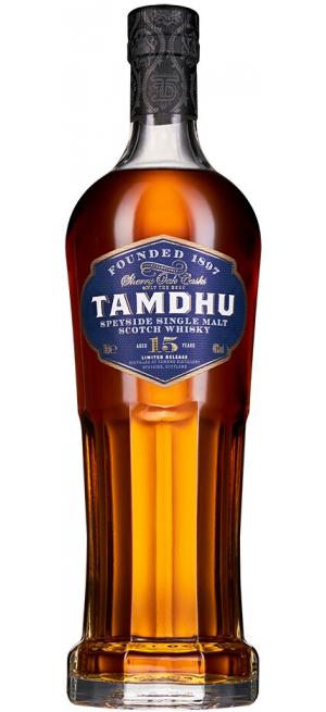 """Виски """"Tamdhu"""" 15 Years Old, 0.7 л"""