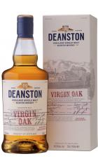 """Виски """"Deanston"""" Virgin Oak, gift box, 0.7 л"""