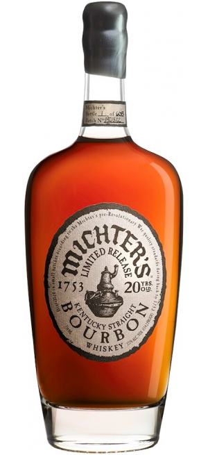 """Виски """"Michter's"""" 20 Year Old Straight Bourbon, 0.7 л"""