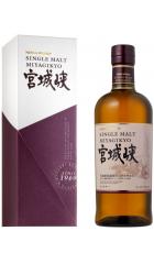 "Виски Nikka, ""Miyagikyo"", gift box, 0.7 л"