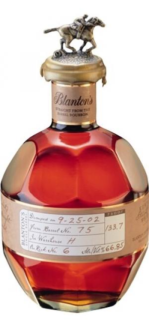 Виски Blanton's Straight From The Barrel, 0.7 л