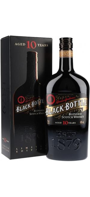 "Виски ""Black Bottle"" 10 Years Old, gift box, 0.7 л"