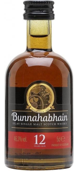 "Виски ""Bunnahabhain"" aged 12 years, 50 мл"