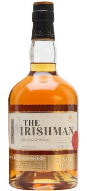 """Виски """"The Irishman"""" Single Malt, 0.7 л"""