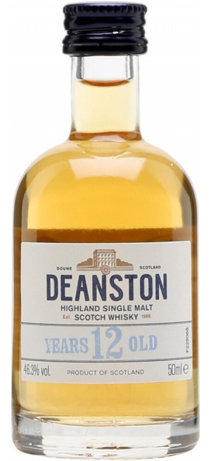 "Виски ""Deanston"" Aged 12 Years, 50 мл"