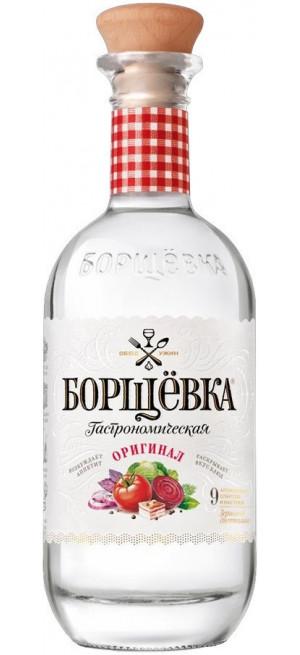 """Водка """"Борщевка"""" Оригинальная, 0.5 л"""