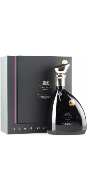 "Коньяк Deau, ""Black"", gift box, 0.7 л"