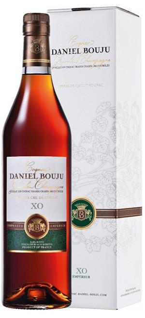 "Коньяк Daniel Bouju, ""Empereur"" XO, gift box, 0.7 л"
