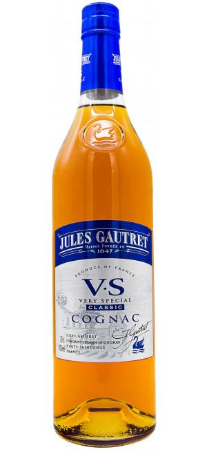 """Коньяк """"Jules Gautret"""" VS, 0.7 л"""