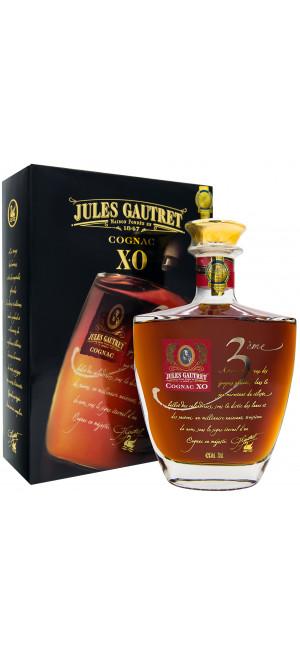 "Коньяк ""Jules Gautret"" XO, gift box, 0.7 л"