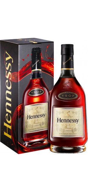"Коньяк ""Hennessy"" V.S.O.P., with gift box"