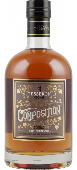 """Коньяк Tesseron, """"Composition"""", 0.7 л"""