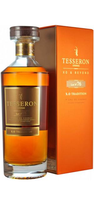 "Коньяк Tesseron, Lot №76 XO ""Tradition"", gift box, 0.7 л"