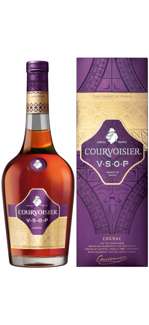 "Коньяк ""Courvoisier"" VSOP, with box, 0.7 л"