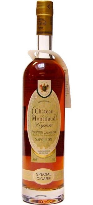 "Коньяк Chateau de Montifaud Napoleon ""Special Sigare"", Fine Petite Champagne AOC, 0.7 л"