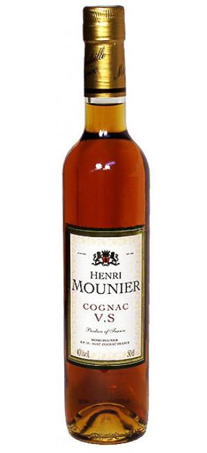 Коньяк Henri Mounier V.S., 0.5 л