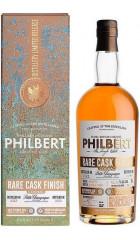 "Коньяк Cognac Philbert, ""Rare Cask Finish"" Petite Champagne AOC, gift box, 0.7 л"
