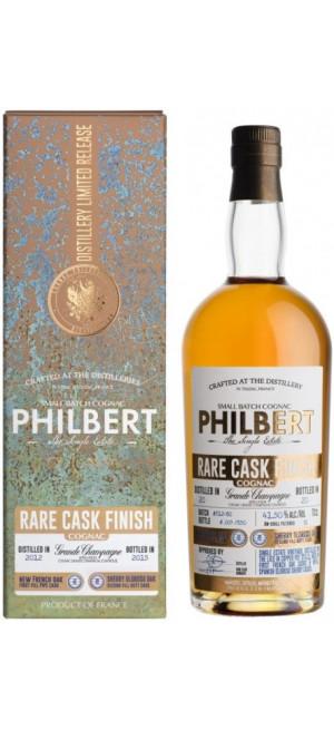 "Коньяк Cognac Philbert, ""Rare Cask Finish"" Grande Champagne AOC, gift box, 0.7 л"