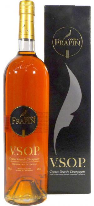 Коньяк Frapin V.S.O.P. Grande Champagne, Premier Grand Cru Du Cognac (in box), 1 л